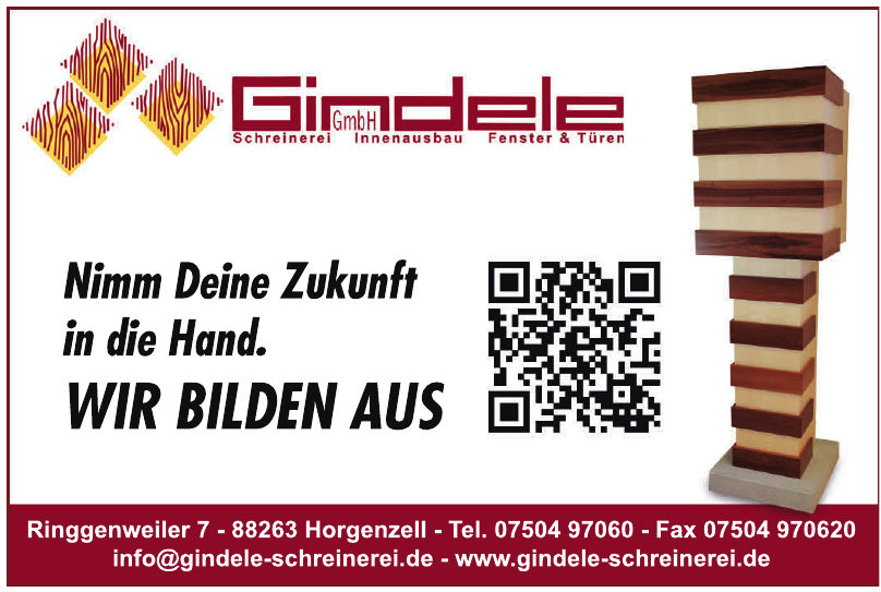 Schrenerei Gindele GmbH