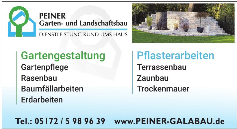 Peiner Garten- und Landschaftsbau