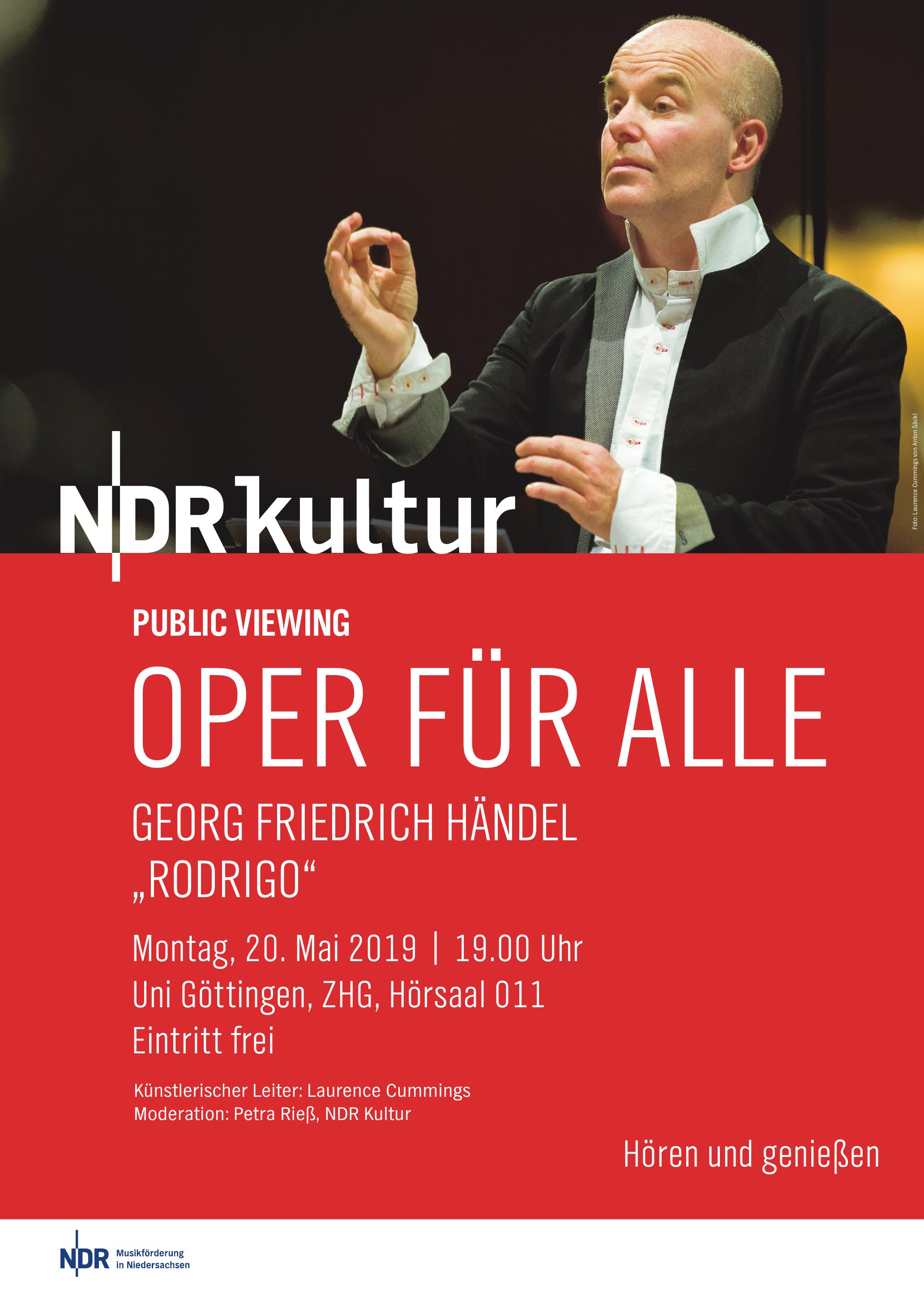 NDR Musikförderung in Niedersachsen