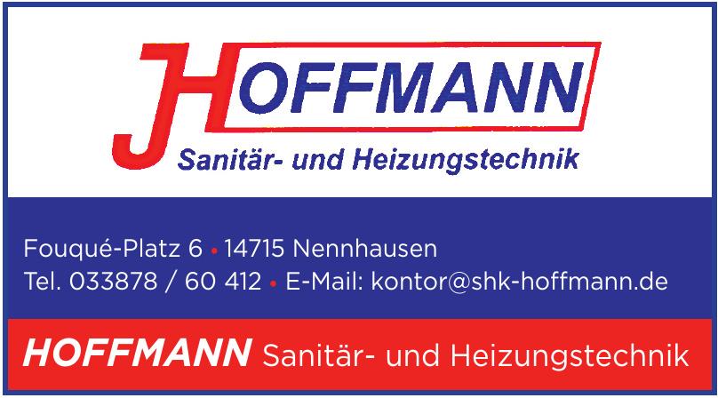 J Hoffmann Sanitär- un d Heizungstechnik