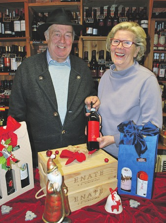 Trend in der Weinkate von Hardy und Nina Brunnert ist der Appassimento Foto: jor