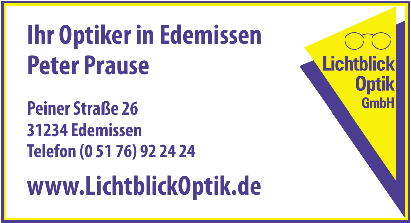 Lichtblick Optik GmbH