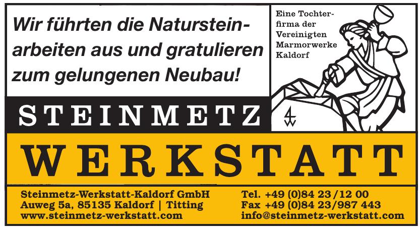 Steinmetz-Werkstatt-Kaldorf GmbH