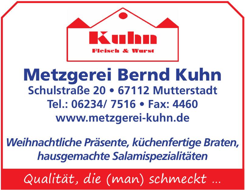 Metzgerei Bernd Kuhn