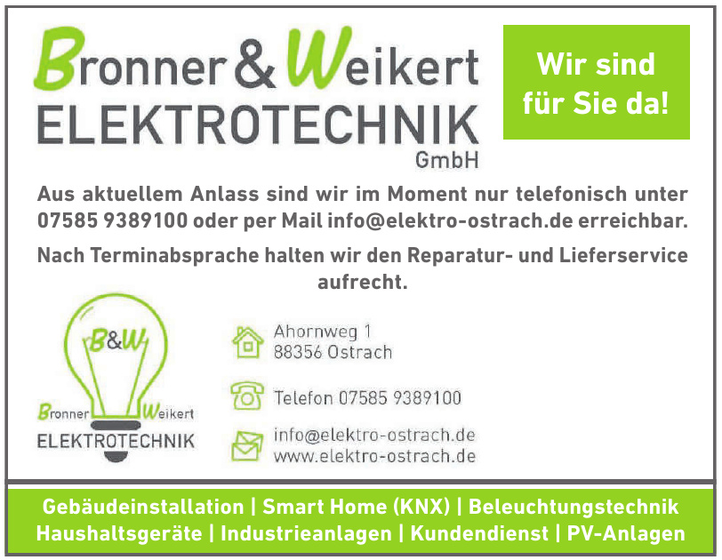 Bronner & Weikert Elektrotechnik GmbH