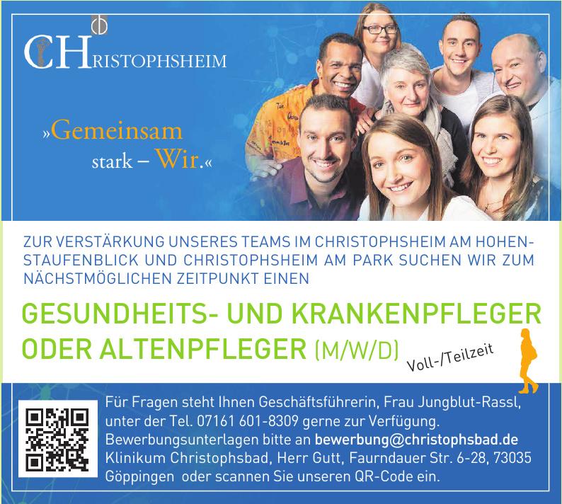 Klinikum Christophsbad
