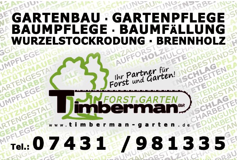 Forst Garten Timbermann GbR