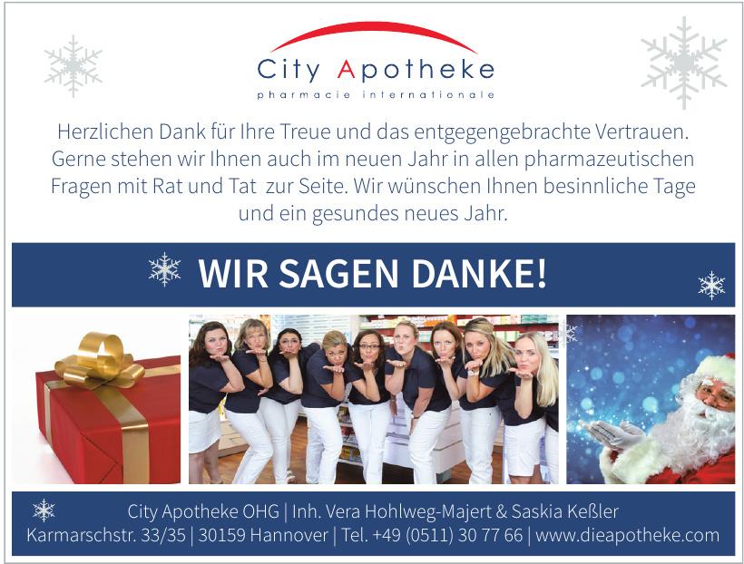 City Apotheke OHG