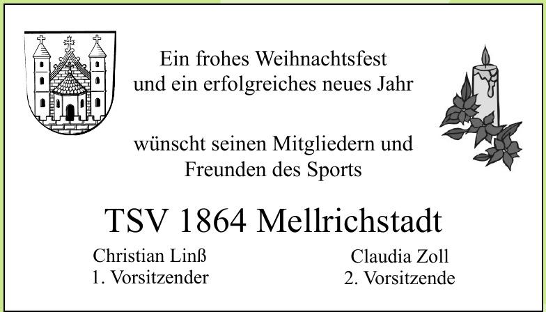 TSV 1864 Mellrichstadt