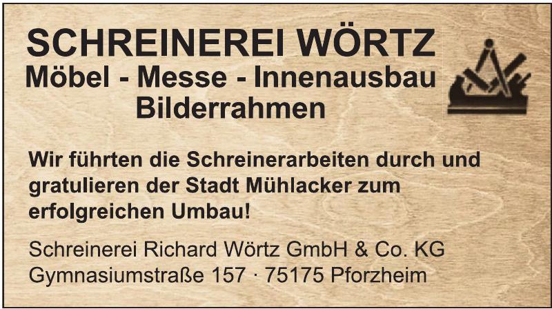 Schreinerei Richard Wörtz GmbH & Co. KG