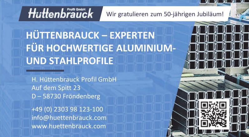 H. Hüttenbrauck Profil GmbH