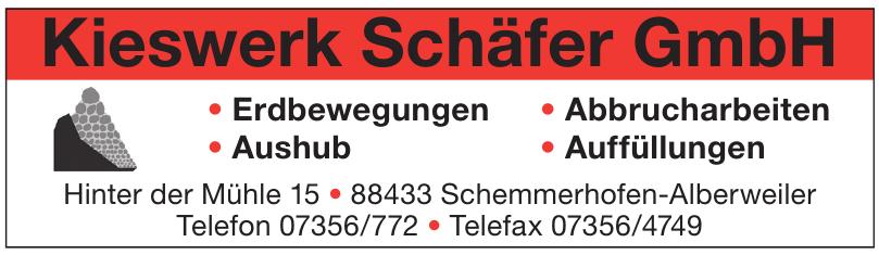 Kieswerk Schäfer GmbH