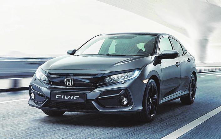 9 Honda Civic