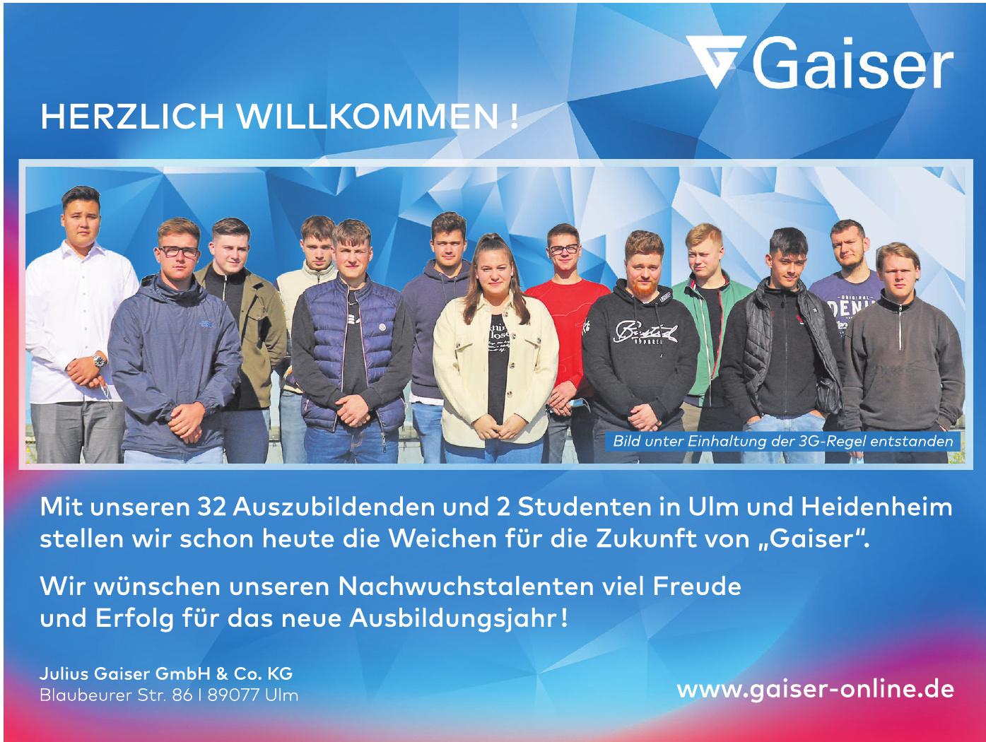 Julius Gaiser GmbH & Co. KG