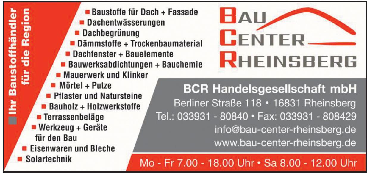 BCR Handelsgesellschaft mbH