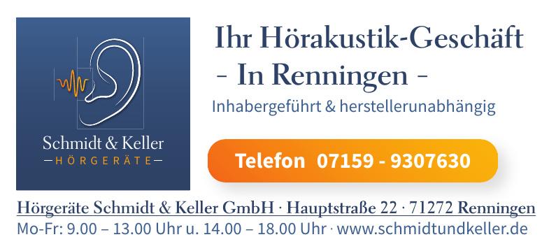 Hörgeräte Schmidt & Keller GmbH