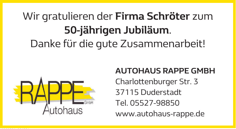 Rappe Autohaus GmbH