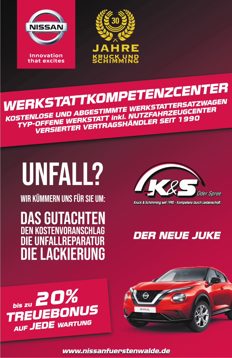 K&S Oder/Spree Autohandels mbH