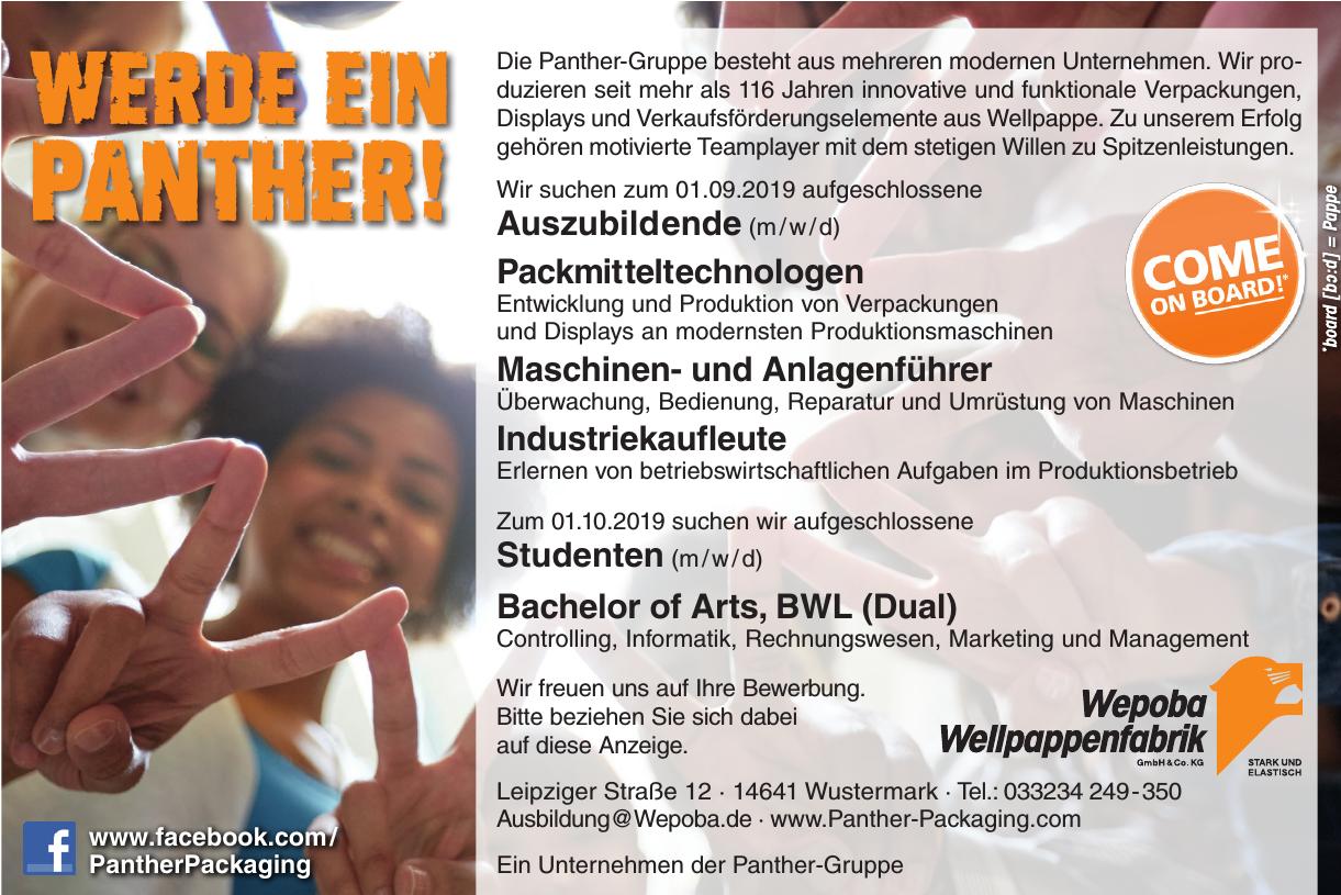Wepoba Wellpappenfabrik GmbH & Company KG
