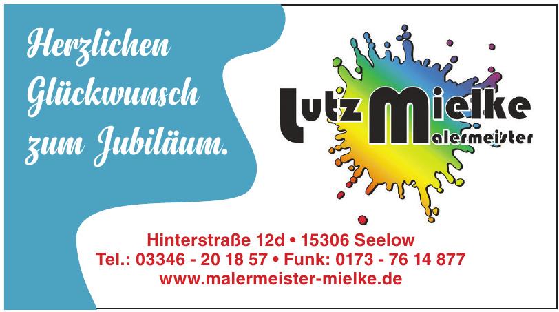 Malermister Lutz Mielke
