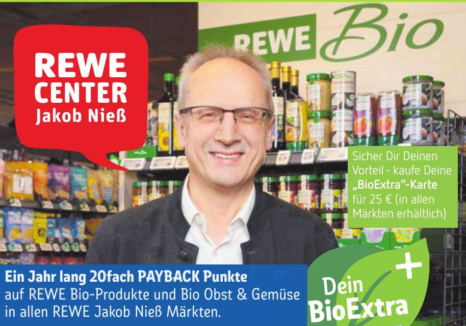 REWE Center Jakob Nieß