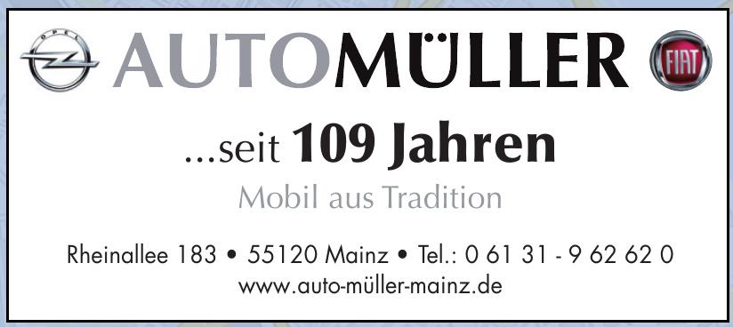Auto Müller Mainz