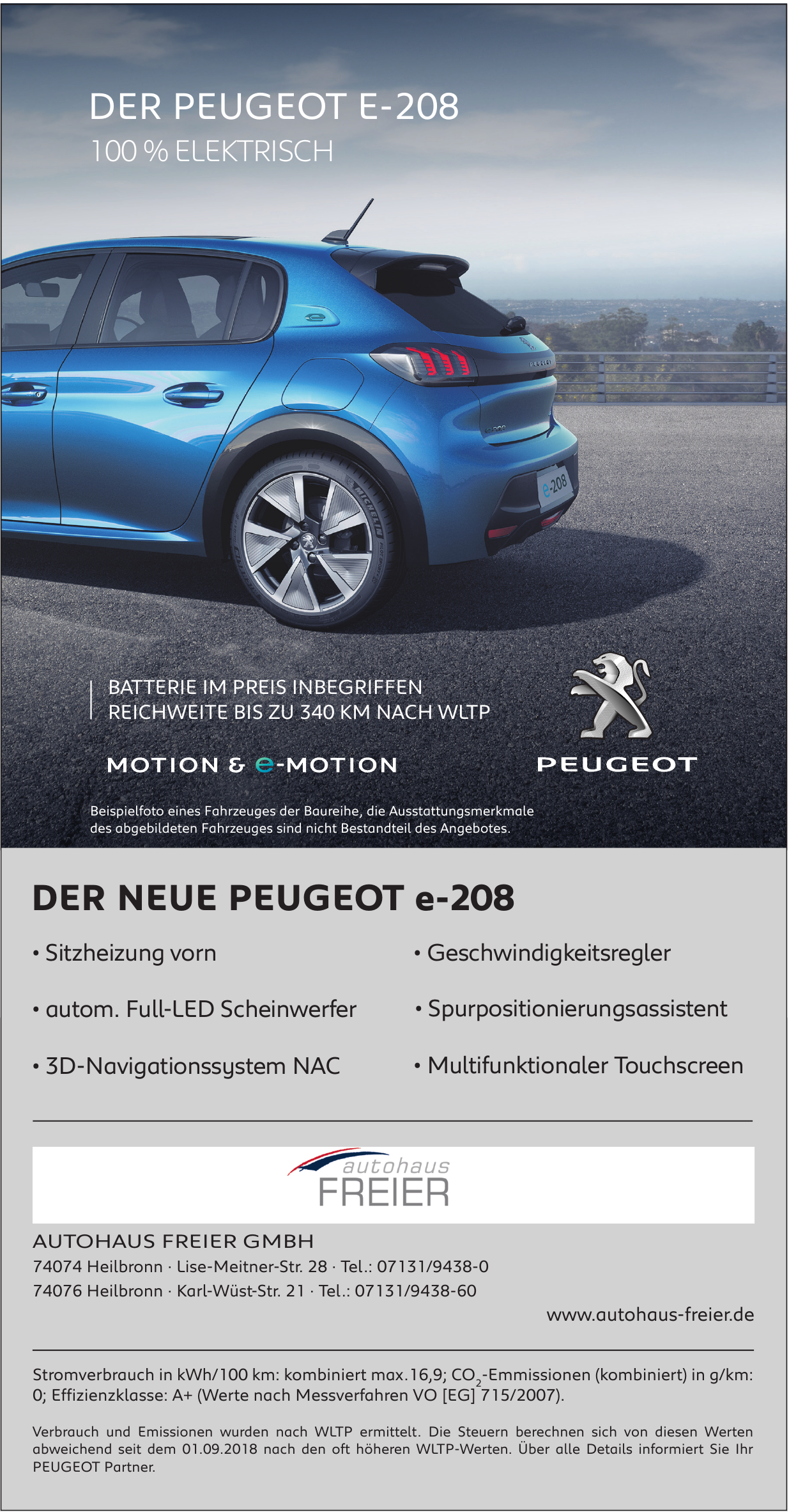 Autohaus Freier GmbH