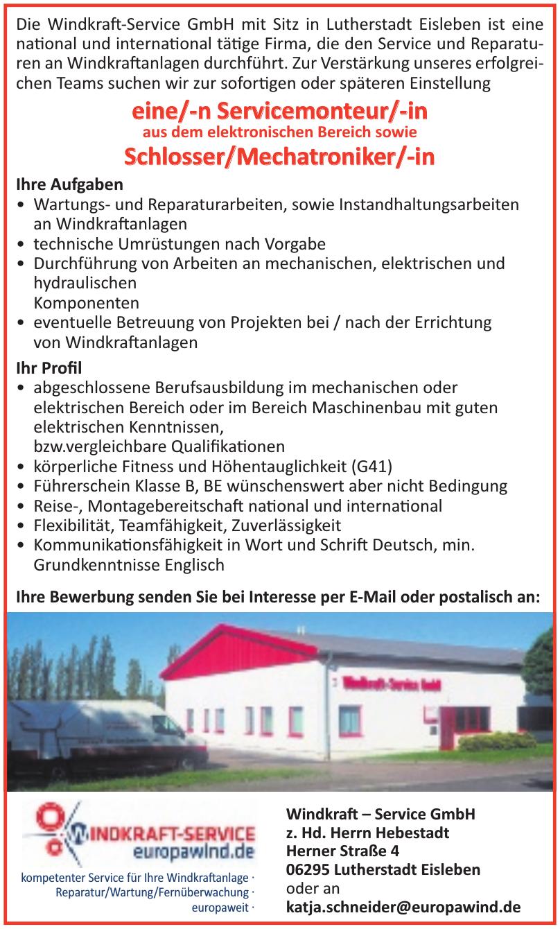 Windkraft – Service GmbH