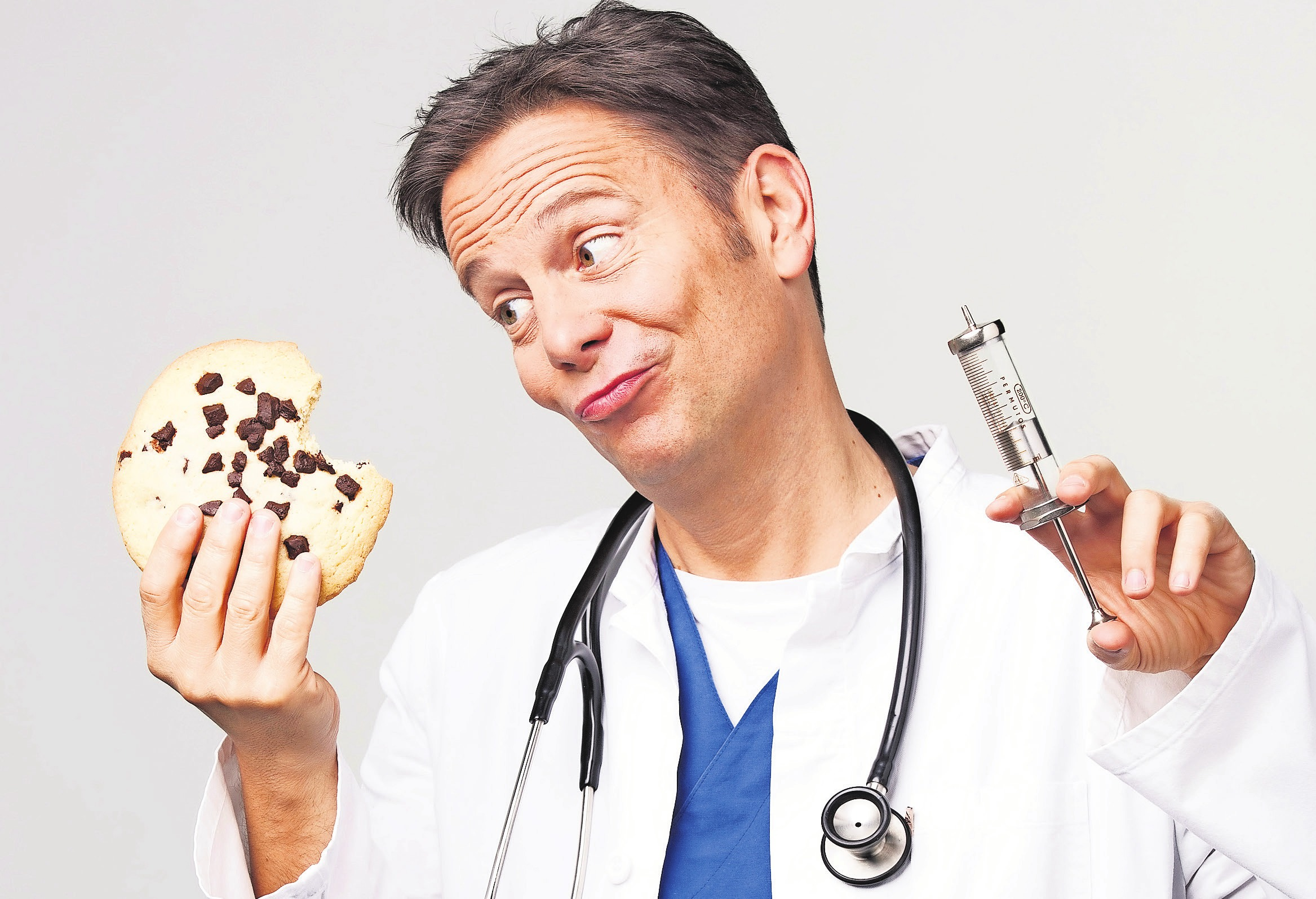 Wie so oft ist auch im Fall der Arthrose die Ernährung ein wichtiger Faktor – und kann vielleicht die ein oder andere Spritze ersparen. Mediziner Carsten Lekutat hat einen Guide zur Arthrose geschrieben. Foto: Martin Jehnichen