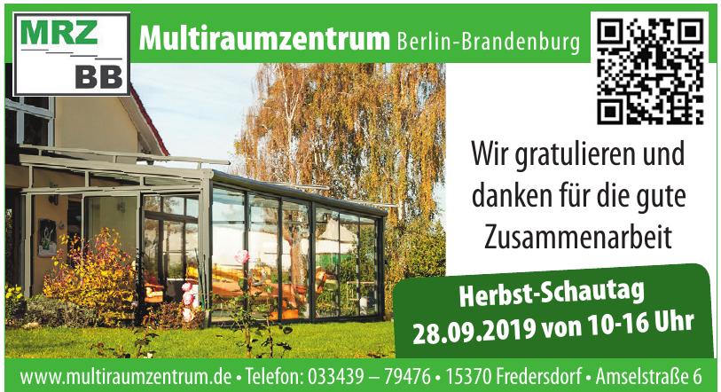 MRZ BB Multiraumzentrum Berlin-Brandenburg