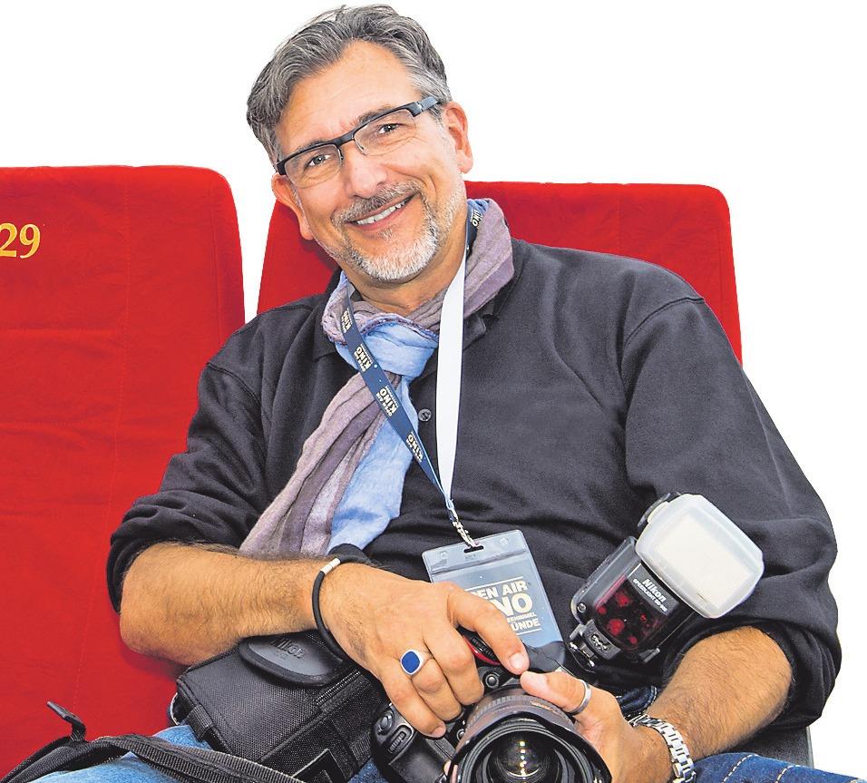 Der Lübecker Fotograf Wolf-Dietrich Turné hat seit 2005 während der Nordischen Filmtage die Akteure sowie Festivalbesucher in Schwarz-Weiß-Portraits festgehalten.