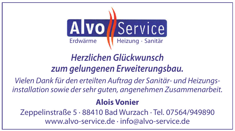 Alvo Service
