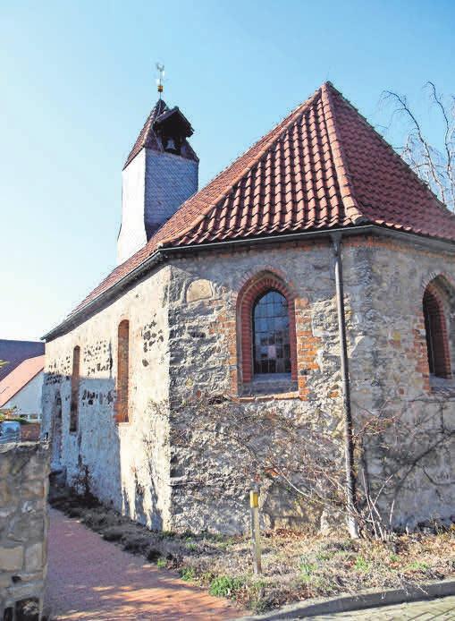 Die Ahltener Martinskirche geht in ihren Anfängen auf das 13. Jahrhundert zurück.