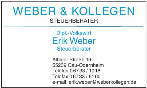 Weber & Kollegen Steuerberater