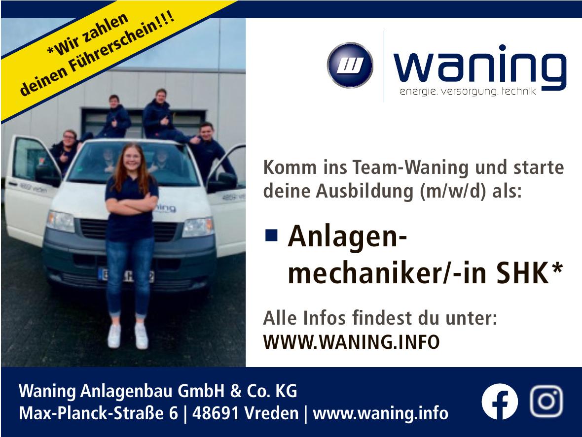 Waning Anlagenbau GmbH & Co. KG