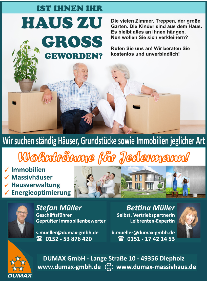 Dumax GmbH