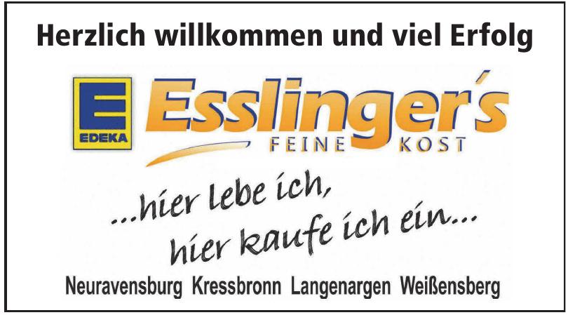 Edeka Esslinger