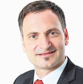 Stefan Huber Vorsitzender der Bankleitung, Raiffeisenbank Wasseramt-Buchsi