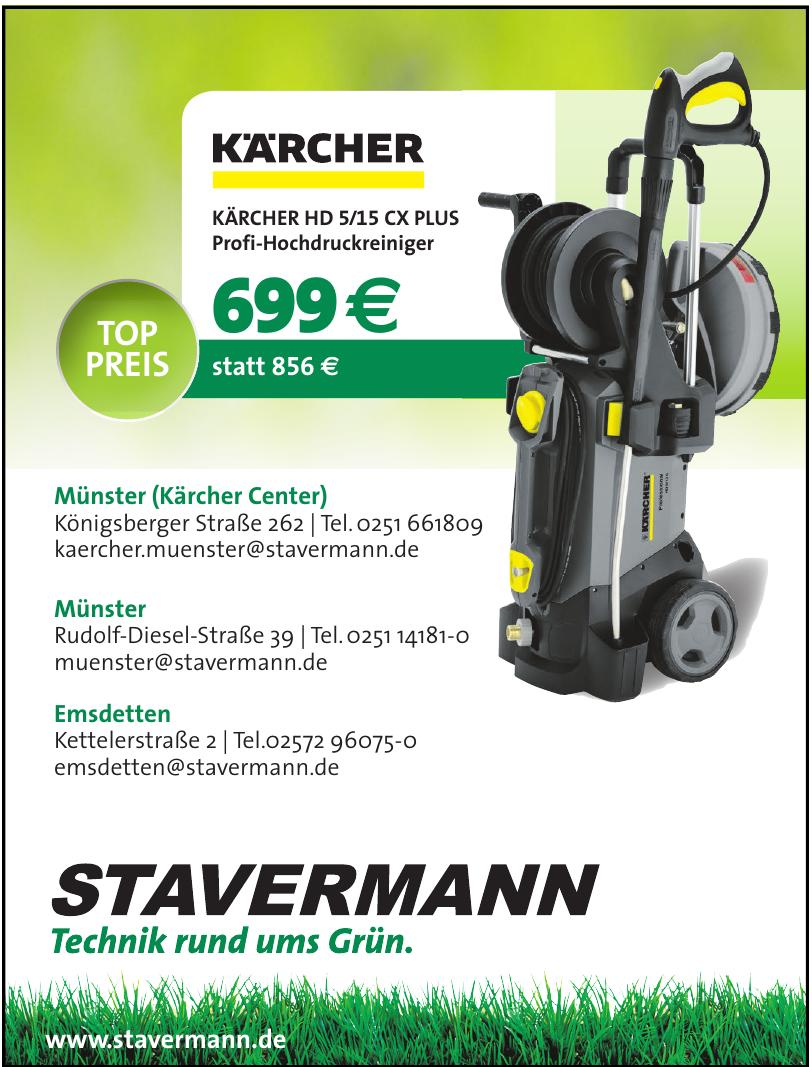 Stavermann