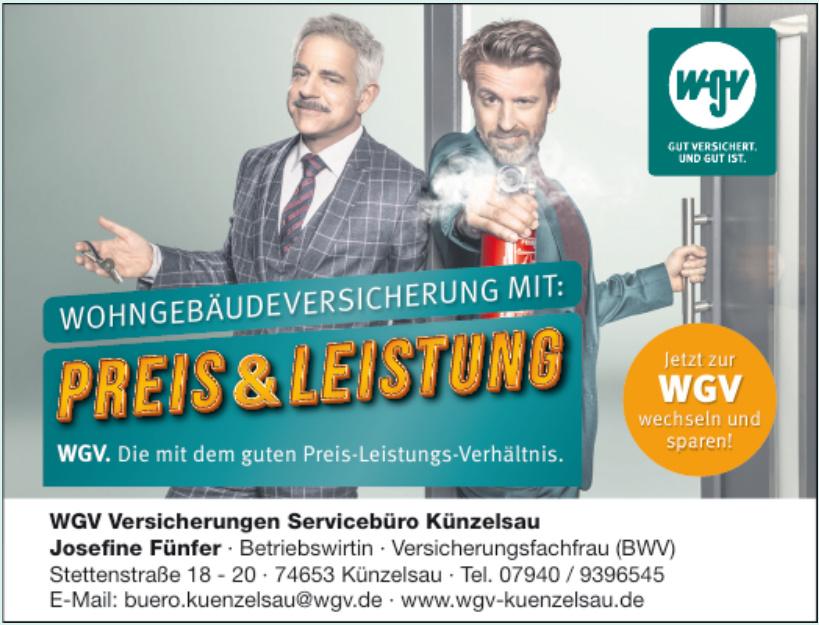 WGV Versicherungen Servicebüro Künzelsau