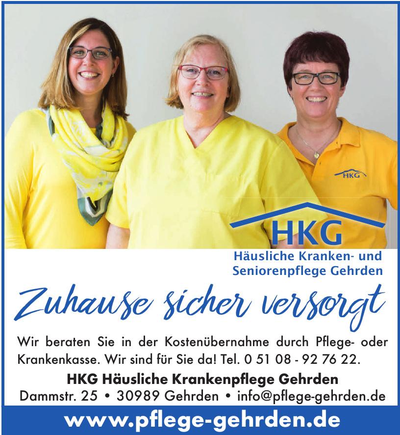 HKG Häusliche Krankenpflege Gehrden