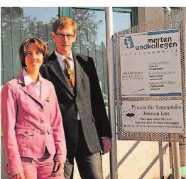 Stephanie und Guido Merten.