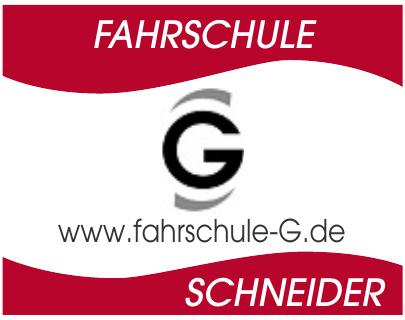 Fahrschule G - Schneider