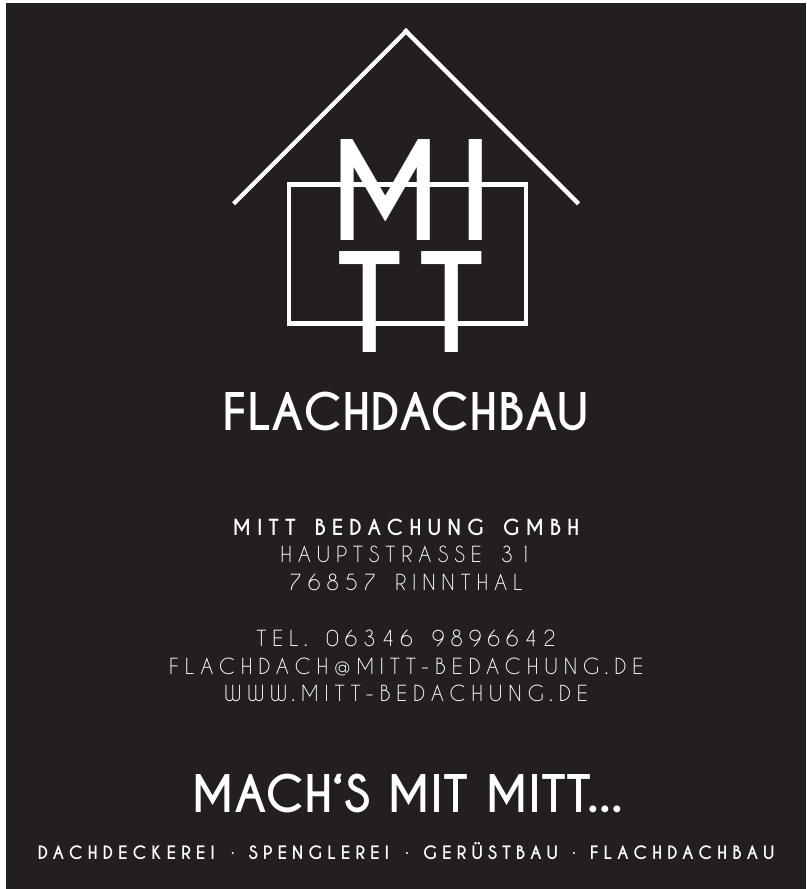 Mitt Bedachung GmbH