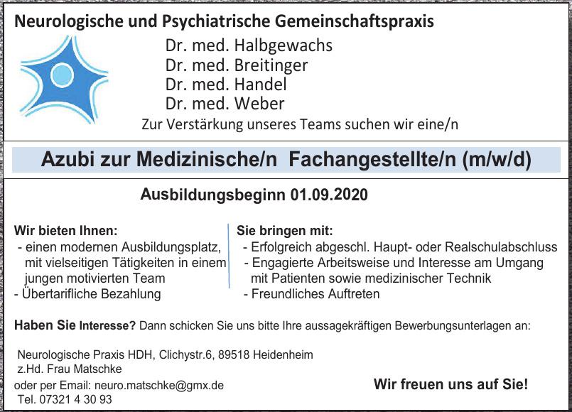 Neurologische Praxis HDH