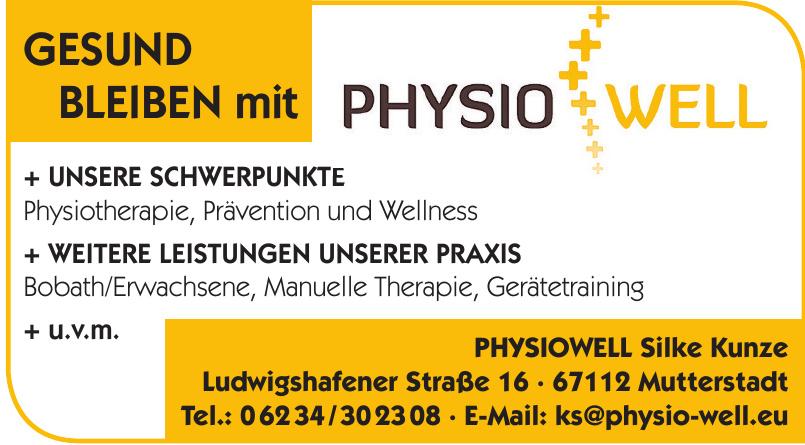 PHYSIOWELL Silke Kunze