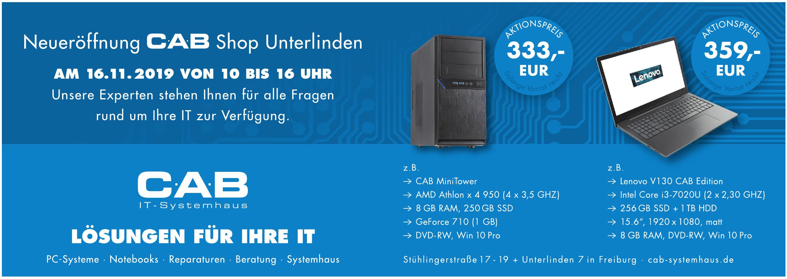 CAB-IT-Systemhaus GmbH