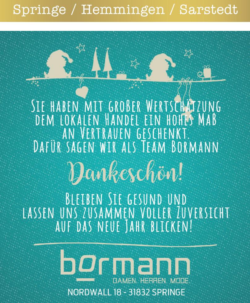 Bormann Damen, Herren Mode