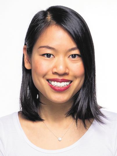 Sophie Chung hält heute ihre Keynote auf der deGUT. FOTO: QUNOMEDICAL