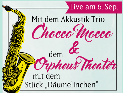 Chocco Mocco & Orpheus Theater